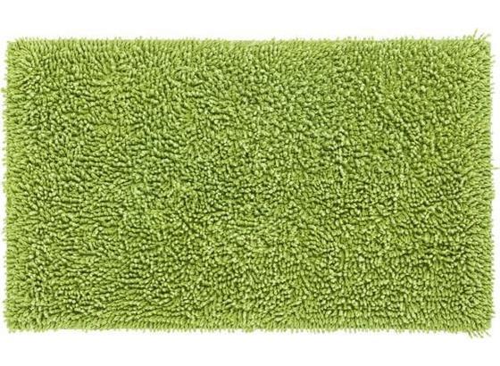 Předložka Koupelnová Loop - modrá/krémová, textil (50/80cm) - Mömax modern living