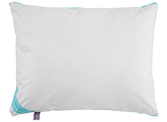 3-komorový Polštář Wellness - bílá, textil (70/90cm) - Nadana