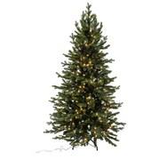 Weihnachtsbaum H:150 cm - Grün, MODERN, Kunststoff/Metall (99/150cm)