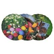 Pappteller Oster-Papteller (85050) - Multicolor, KONVENTIONELL, Karton (23cm)