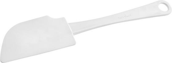 Škrabka Na Těsto Helga - bílá, Konvenční, umělá hmota (25cm)