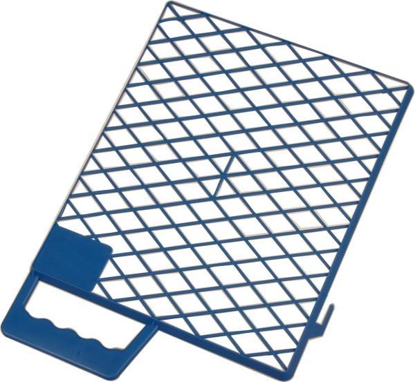 Festéklehúzó Rács Műanyag - kék, konvencionális, műanyag (23/27cm)