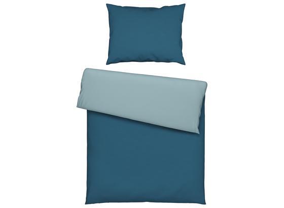 Posteľná Bielizeň Belinda - svetlomodrá/modrá, textil (70/90cm) - Premium Living