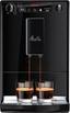 Kaffeevollautomat Caffeo Solo Pure-black - Schwarz, KONVENTIONELL, Kunststoff/Metall (20/32,5/45,5cm) - Melitta