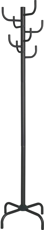 Vešiak Na Odev Cactus   *cenový Trhák* - čierna, Moderný, kov (47/180/47cm)