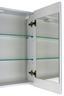 Spiegelschrank Montana - Weiß, KONVENTIONELL, Holzwerkstoff (100/70/17cm)