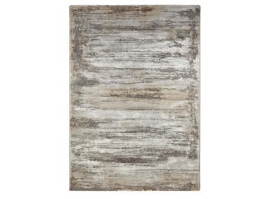 Tkaný Koberec Oxford 3 - šedá/béžová, Basics, textil (160/230cm) - Mömax modern living