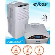 Klimaanlage und Standventilato Eycos Pac 2100at,  Ad7305 - Weiß, Kunststoff (37/73/32cm)