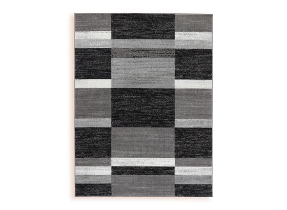 Webteppich Stephanie 120x170 cm - Grau, MODERN, Textil (120/170cm) - Ombra