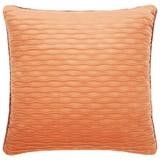 Zierkissen Waves - Orange, MODERN, Textil (45/45/cm) - Luca Bessoni