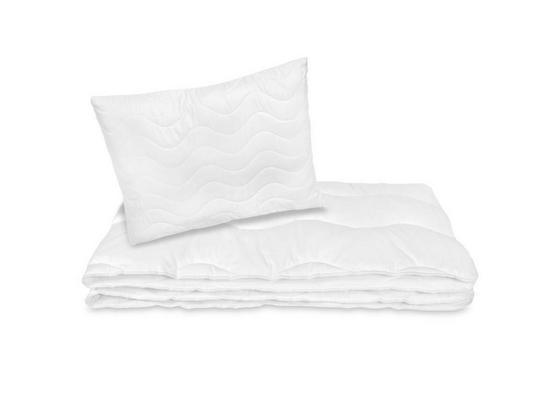 Bettenset Carina - Weiß, KONVENTIONELL, Textil - Primatex