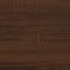 Stôl Dave  160x90cm - čierna/farby vlašského orecha, Moderný, kov/drevo (160/90/76cm) - Modern Living