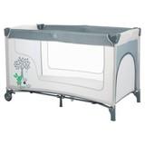 Reisebett Comfort Bunny 4016-17 - Grau, MODERN, Kunststoff (125/65/76cm) - FILLIKID