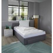Duo-Decke                                                                                        Premium Soft - Weiß, MODERN, Textil (140/200cm) - FAN