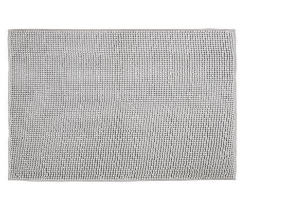 Rohožka Do Kúpeľne Nelly -top- - strieborná, textil (60/90cm) - Mömax modern living