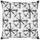 Polštář Ozdobný Batik - šedá, Moderní, textilie (45/45cm) - Mömax modern living