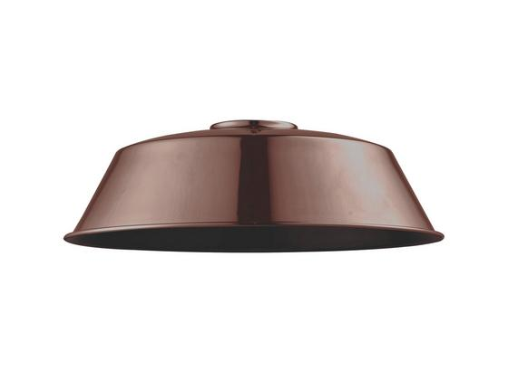 Stínidlo Svítidla Felix - měděné barvy, Moderní, kov (36/36/18cm) - Mömax modern living