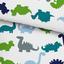 Povlečení Juli -ext- - modrá/zelená, Konvenční, textil (140/200cm) - Mömax modern living