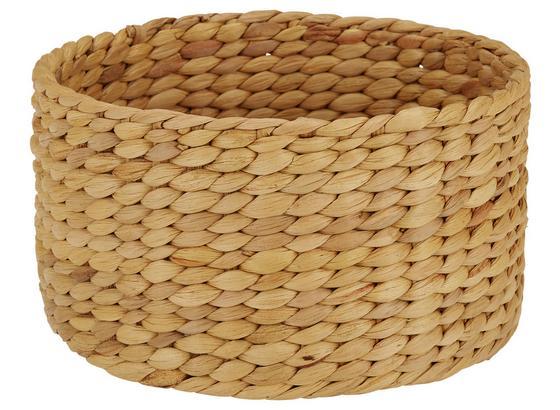 Dekoschale Gawan M - Naturfarben, KONVENTIONELL, Naturmaterialien (25/12,5cm) - Ombra