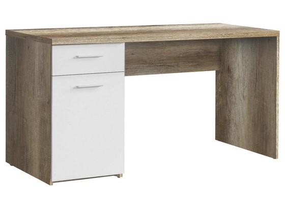 Schreibtisch wei modern for Schreibtisch real