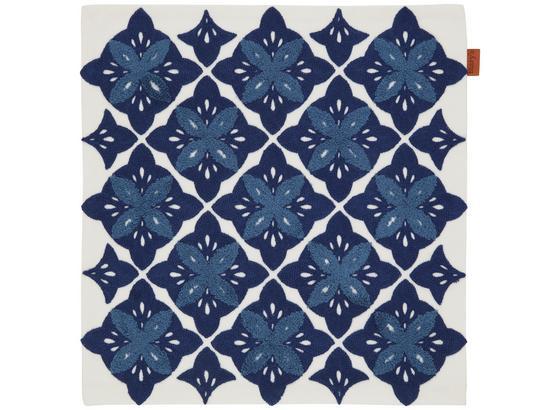 Povlak Na Polštář Mary Stick - modrá, Moderní, textil (45/45cm) - Mömax modern living