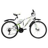 Mountainbike Mtb Atb Fully 26'' Zodiac 576m - Basics, Metall (180/70/100cm)