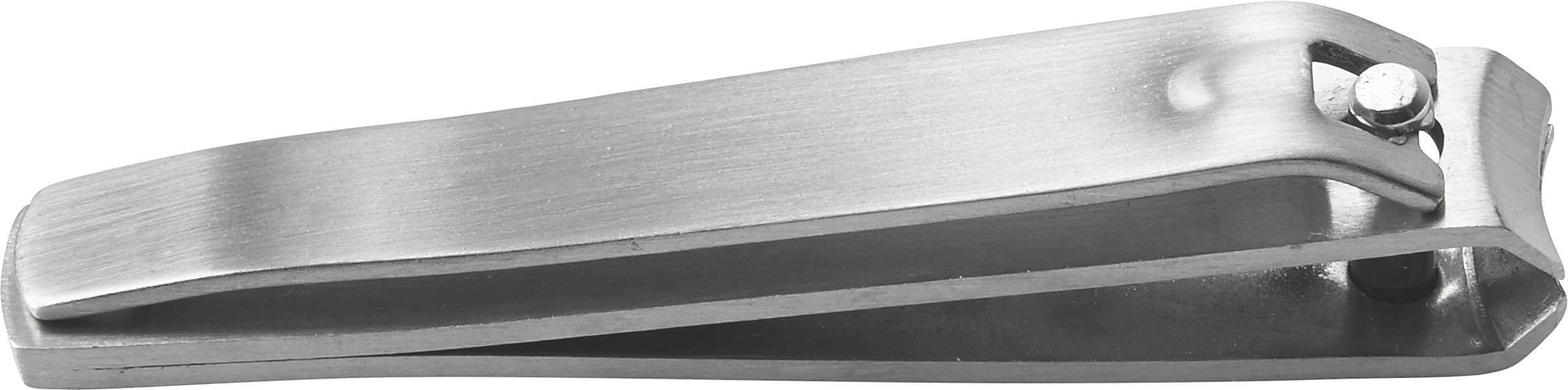 Körömcsipesz Ezüst Színben - ezüst színű, konvencionális, fém (5/14,5/1cm)