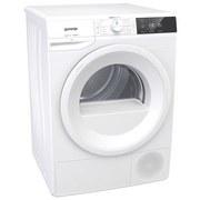 Wärmepumpentrockner De72 - Weiß, Basics (60/85/62,5cm) - Gorenje