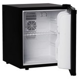 Minikühlschrank SPH8.005 Schwarz - Schwarz, Basics, Metall (44/51/48cm) - Livetastic