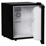 Minikühlschrank SPH8.005 Schwarz - Schwarz, Basics, Metall (44/51/48cm) - MID.YOU