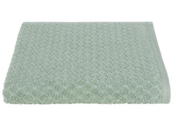 Duschtuch Elena - Mintgrün, MODERN, Textil (70/140cm) - Luca Bessoni