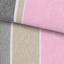 Bettwäsche Erina - Beige/Rosa, MODERN, Textil - Luca Bessoni