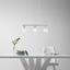 Závesná Lampa Jakob - Konvenčný, kov/sklo (61/110cm) - Mömax modern living