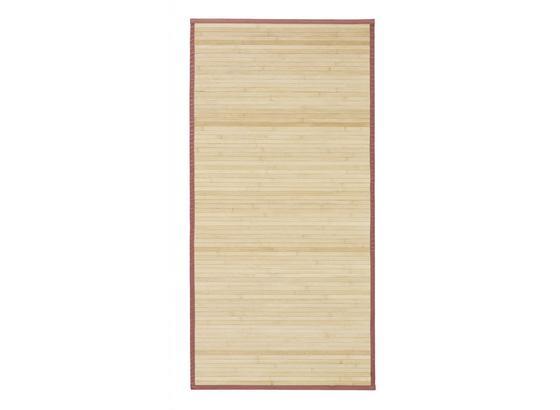 Koberec Natascha - hnedá, Konvenčný, drevo (70/140cm) - Mömax modern living