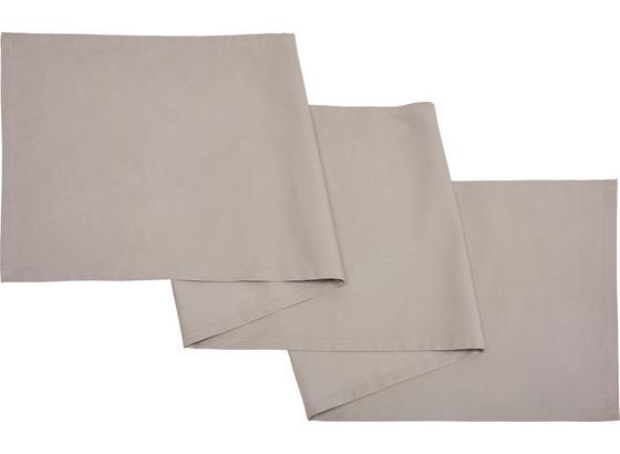 Ubrus 'běhoun' Na Stůl Steffi Prodloužený - světle šedá, textil (45/240cm) - Mömax modern living