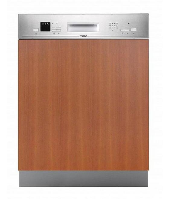 Umývačka Riadu Vm 640 X     (mora) - hnedá/strieborná, Moderný, kov (59,8 81,5 55cm) - Mora
