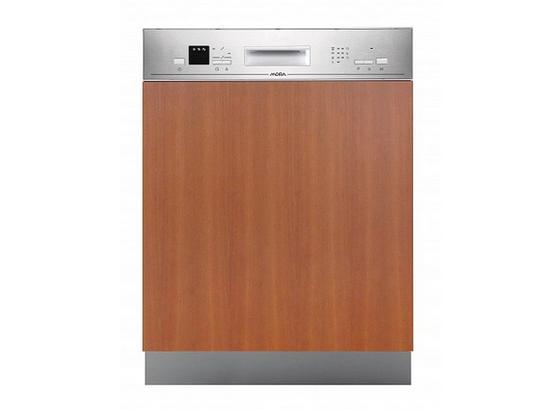 Umývačka Riadu Vm 640 X     (mora) - hnedá/strieborná, Moderný, kov (59,8/81,5/55cm) - Mora