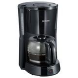 Filterkaffeemaschine Ka 4491 - Schwarz, MODERN, Kunststoff (29/22/35,5cm) - SEVERIN