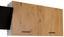 Küchenleerblock Bozen 280x172cm Weiß/eiche Dek - Eichefarben/Weiß, KONVENTIONELL, Holzwerkstoff (280/172cm)