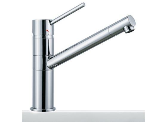 Spültischarmatur Rotondo - Metall (19,2/19,9cm)
