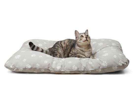 Vankúš Pre Zvieratko Pet - svetlohnedá, textil (60/80cm) - Mömax modern living