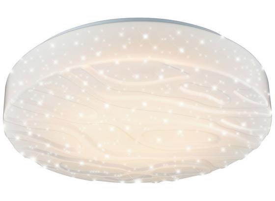 LED-Deckenleuchte Astrid - Weiß, MODERN, Kunststoff (35/9cm) - Luca Bessoni