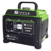 Stromerzeuger Zi-ste1200iv - Schwarz/Grün, MODERN, Kunststoff/Metall - Zipper