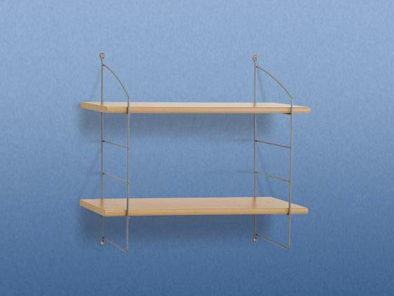 Falipolc Basics Bükk - konvencionális (60/20cm)