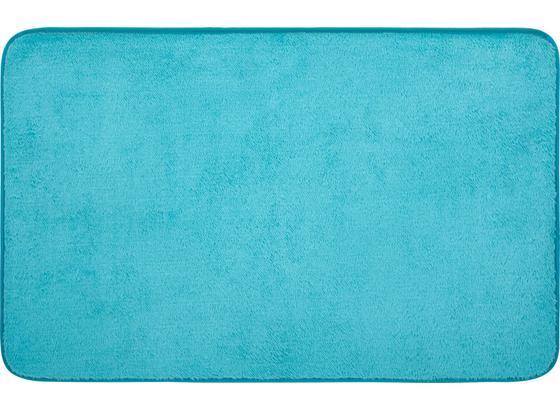 Fürdőszobaszőnyeg Lisa - Bogyó/Olajkék, konvencionális (45/70cm) - Ombra