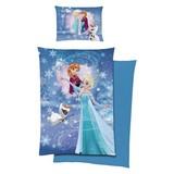 Bettwäsche Disney Frozen - Multicolor, LIFESTYLE, Textil - Disney-LÖSCHEN
