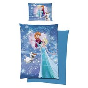 Bettwäsche Disney Frozen - Multicolor, LIFESTYLE, Textil - Disney