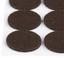 Filzgleiter 43  teilig - Schwarz, KONVENTIONELL, Textil/Weitere Naturmaterialien (1cm)