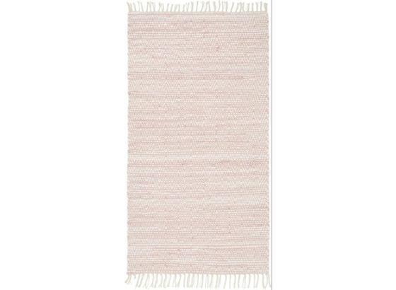 Ručné Tkaný Koberec Mary 1 - ružová, Romantický / Vidiecky, textil (60/120cm) - Mömax modern living