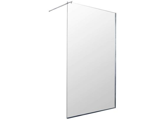 Duschtrennwand Sanoflex Freedom 2 108cm - MODERN, Glas (108-109/195cm)